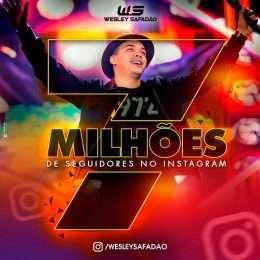 Wesley Safadão bate marca de 7 milhões de seguidores no Instagram