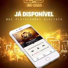 Wesley Safadão disponibiliza álbum do DVD WS Em Casa nas plataformas digitais