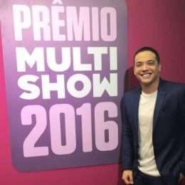 Confira apresentação do Wesley Safadão no Prêmio Multishow 2016