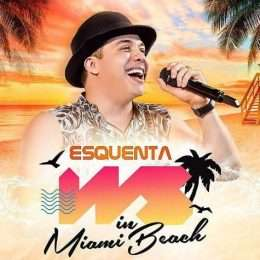 Wesley Safadão divulga no Youtube faixas inéditas do DVD WS In Miami Beach; assista