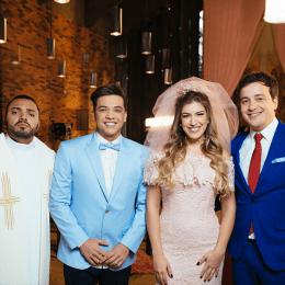 """Novo clipe de Wesley Safadão bate 5 milhões de visualizações em 48 horas; assista """"Sonhei Que Tava Me Casando"""""""