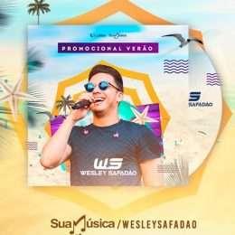 Baixe agora o novo CD Promocional do Wesley Safadão