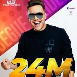 24 MI: Wesley Safadão ratifica posto de cantor brasileiro mais seguido no Instagram