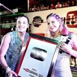 Wesley Safadão fatura prêmio de música do Carnaval com 'Camarote'